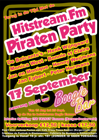 Hitstream.Fm Priaten Party